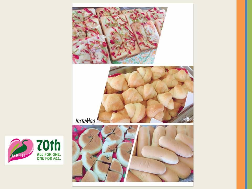 栄養 パン