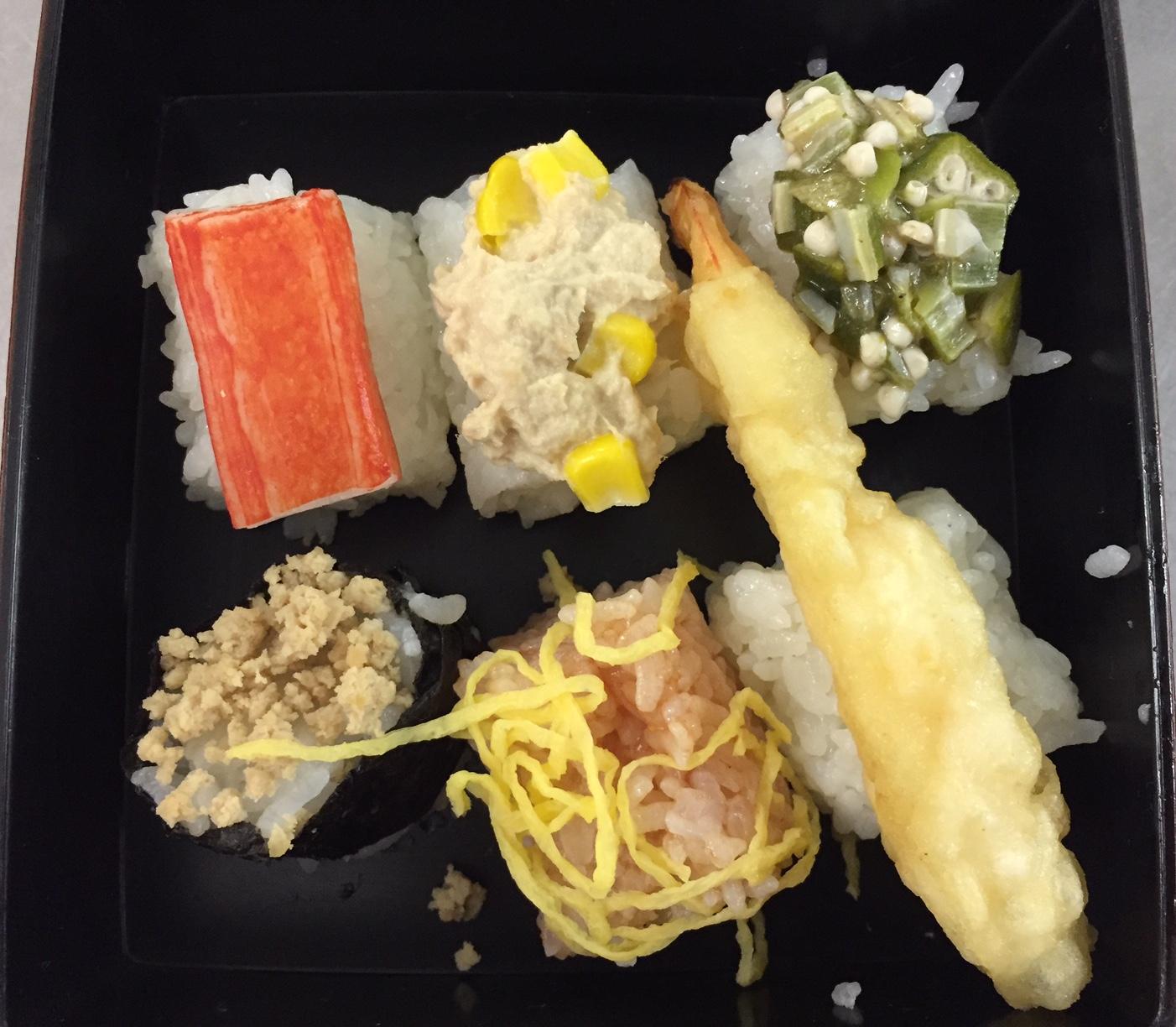 栄養FB① 5月寿司風おにぎり